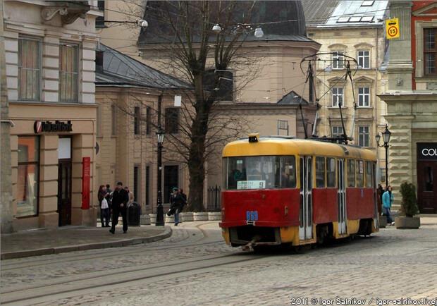 варта трамвай
