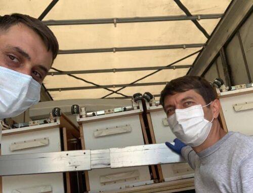 Медичні ліжка, які привезли волонтери, –  це реальна допомога лікарні «швидкої», а не мурал, – Зінкевич