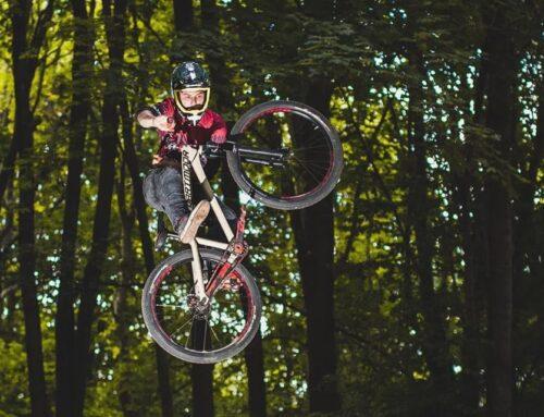 Екстремальний велоспорт у «Горіховому гаю»: львів'ян запрошують на драйвові змагання