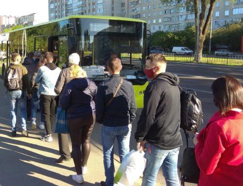 У Львові створять робочу групу для вирішення транспортно-дорожніх проблем у Рясному
