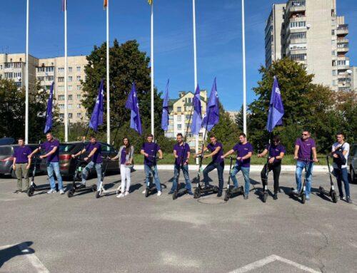«Щоб альтернативний транспорт став масовим у Львові, потрібна інфраструктура», – Данило Коць