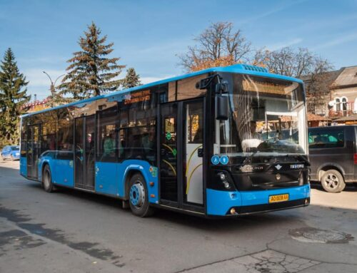 Львів має купувати тільки українські автобуси за кредитні гроші, – блог Ігоря Зінкевича
