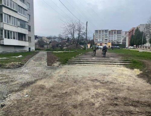 «Сквер на Варшавській-Сосновій – це справжня перемога громади», – Зінкевич