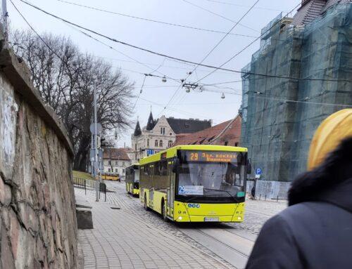 «Міський транспорт потребує цілісної фахової команди», – Зінкевич про створення профільного департаменту
