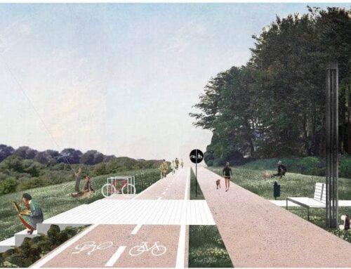«Велосипедистам – повноцінну інфраструктуру, а не обривки велодоріжок», – Зінкевич