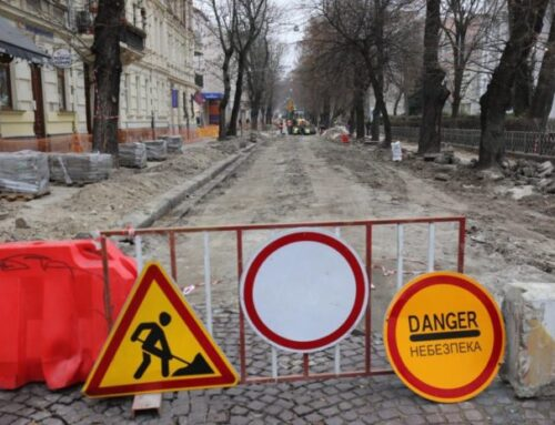«Має бути комфорт для львів'ян, а не «показуха» на окремих ділянках», – Шелестак про вибір вулиць для ремонту