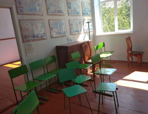 Діти села Біле Перемишлянської ОТГ ходитимуть в школу за 7 кілометрів від дому по бездоріжжю